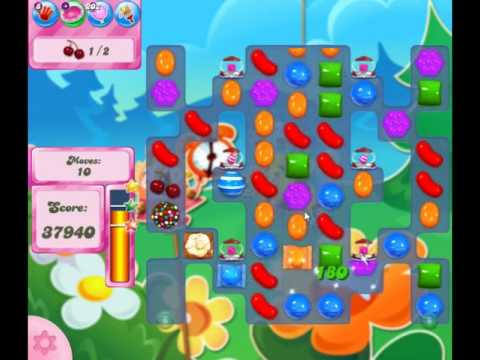 Candy Crush Saga Level 2491 - NO BOOSTERS