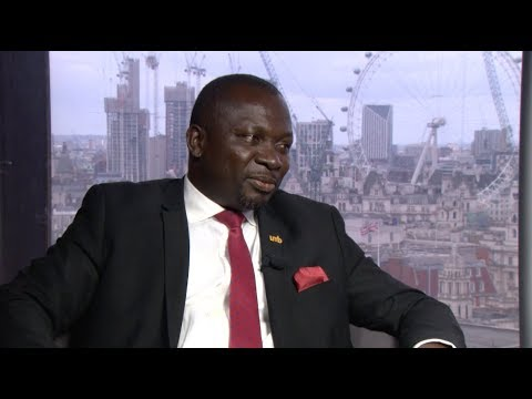 Interview with John Awuah, CEO,  UMB Bank