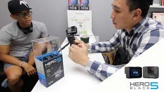 閒聊運動攝影機Gopro Hero5及配件 | 攝影小技巧