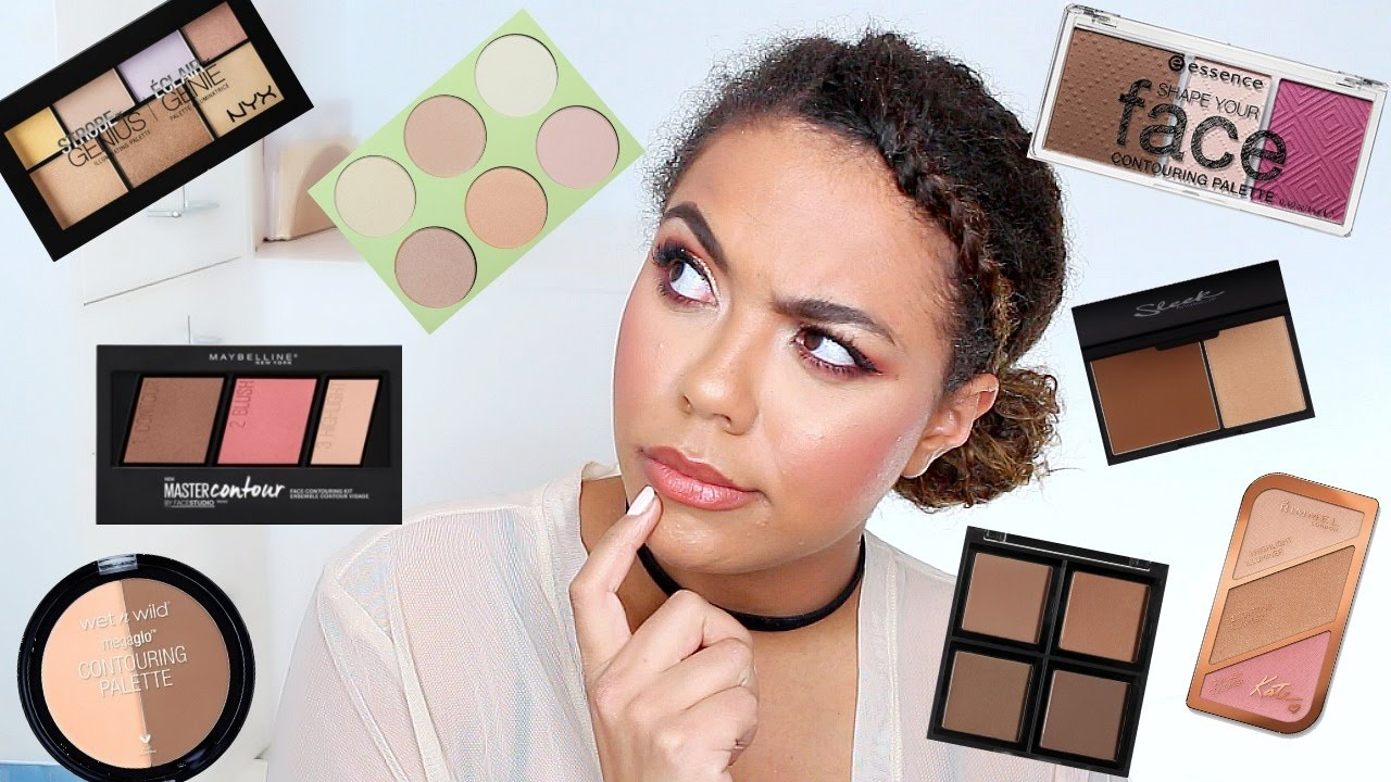 Best And Worst Drugstore Contour And Highlight Palettes Samantha Jane