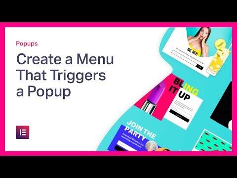 Create a Responsive Menu in WordPress Using Popups