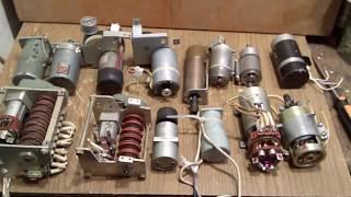 видео двигатель постоянного тока
