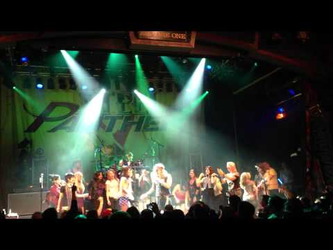 Steel Panther - Jump, Asian Hooker, Here I Go Again & Boobies @ House of Blues, Hollywood