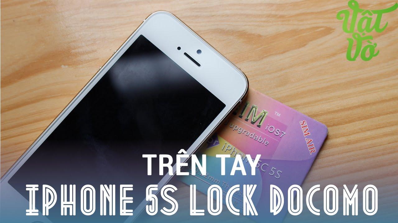 [Review dạo] iPhone 5s lock giá chỉ ~6 triệu, mới 99%
