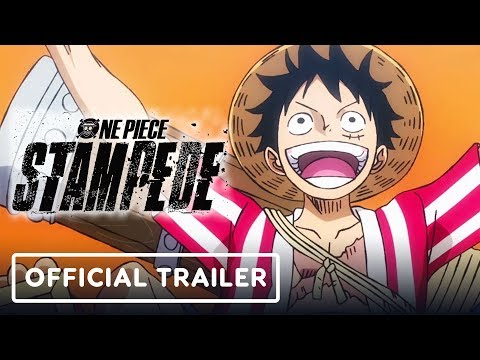 One Piece: Stampede Exclusive Official Trailer - English Subtitles