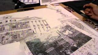 Disneyland Haunted Mansion Art