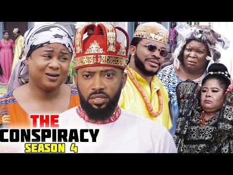THE CONSPIRACY SEASON 4(Trending New Movie)Fredrick Leonard U0026 Uju Okoli 2021  Nigerian Movie 720p
