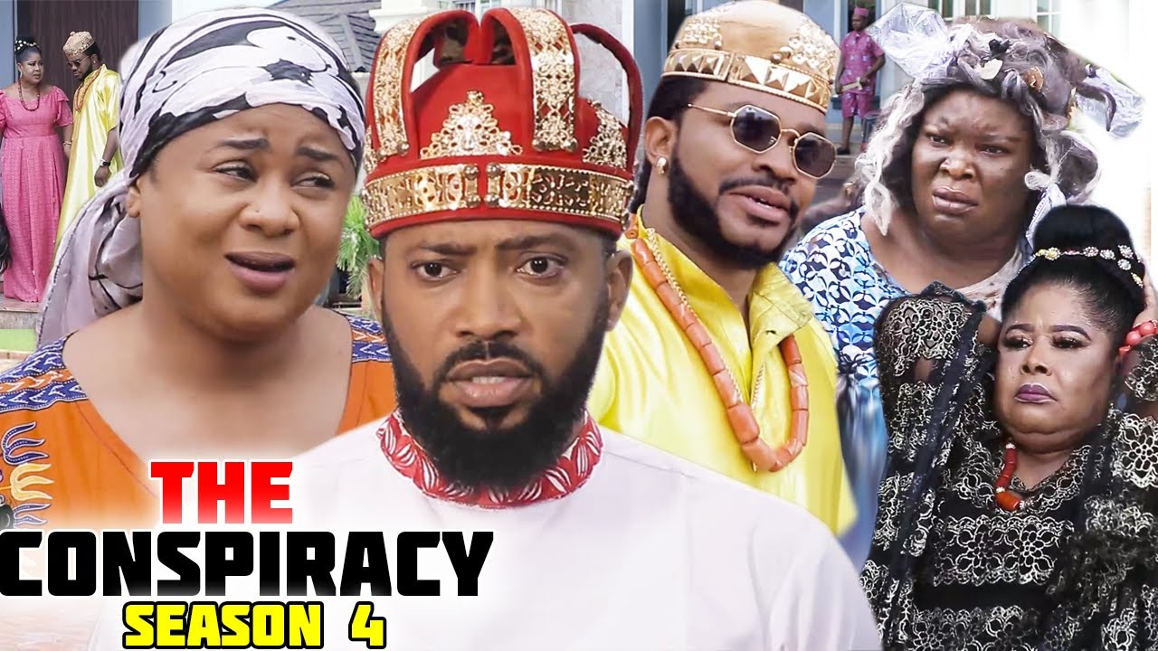 Download THE CONSPIRACY SEASON 4(Trending New Movie)Fredrick Leonard & Uju Okoli 2021  Nigerian Movie 720p