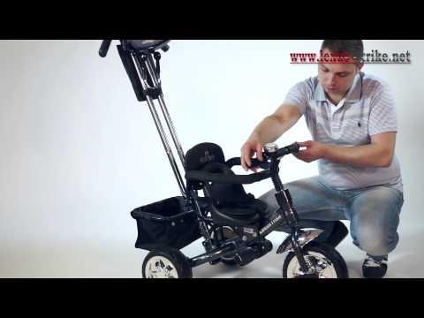 Фильм-презентация детского велосипеда Lexus Trike Original Next