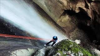 Canyoning Lake Annecy, France