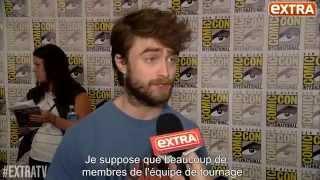Comic-Con 2015 - Daniel Radcliffe évoque
