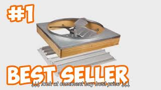 Best Air Vent Inc 24 quot Whole House Fan 54301 Attic Whole House Fans Home Improvem