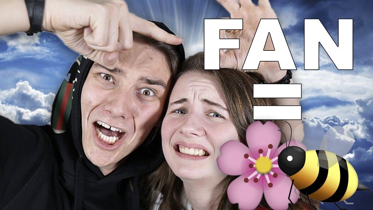 FAN FANTASERER OM OS ?! - REAGERER PÅ FANFICTION *Grænseoverskridende*