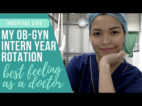 A Day In A Life Of A Medical Intern (My OB-Gyne Rotation)
