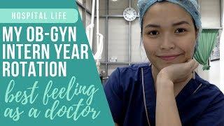 A Day In A Life Of A Medical Intern (My OB-Gyne Rotation) // DoktAURA