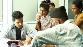 triplets doctor of nepal