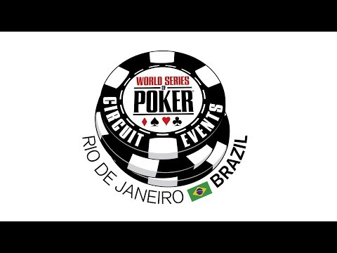 WSOP Circuit Brazil - Main Event 2018 - Dia Final