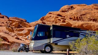 Where to find a campsite in Valley of Fire State Park, Nevada? la vie flottante