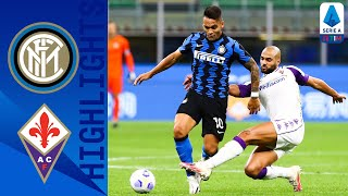 Inter 4-3 Fiorentina | I Nerazzurri La Ribaltano Nei Minuti Finali | Serie A TIM