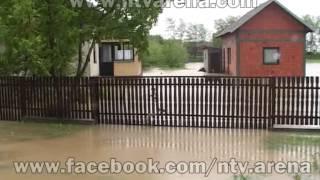 Bijeljina, poplave - Janja, Modran,
