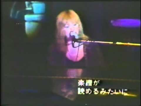 Fleetwood Mac  Songbird Live In Japan 1977 Youtube