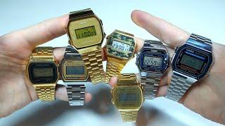 видео Часы Casio (Касио) Официальный сайт. Купить часы Casio от 650 руб.