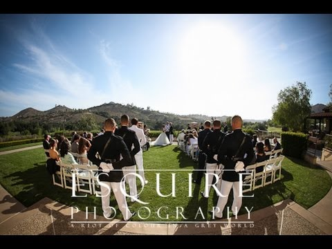 Military Wedding / Newport Beach Wedding Photographer / San Diego Wedding Photographer