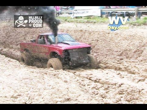 Deep Pit #5 HDMP Mud Bog Ohio May 4 2014