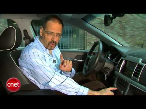 Car Tech 2010 Lincoln MKZ review