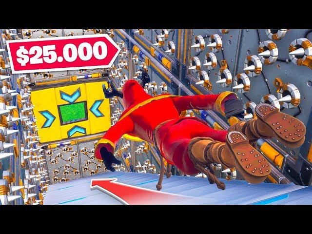 Cizzorz *IMPOSSIBLE* DEATHRUN 3.0 ($25,000 Prize)