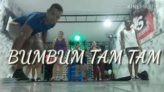 BUMBUM TAM TAM - MC FIOTI / ZUMBA & COREOGRAFIA ( OS CHEGADOS , LUIZCARLOSHOW