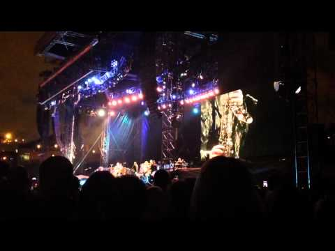 """Bruce Springsteen - """"Prove It All Night"""" - Wrigley Field, Chicago - 9/7/12"""