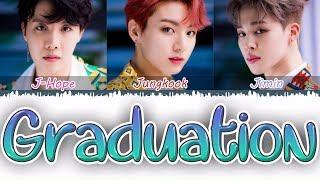 Download Mp3 Bts J-hope, Jimin, Jungkook - Graduation Song  Color Coded Lyrics/eng/rom/han