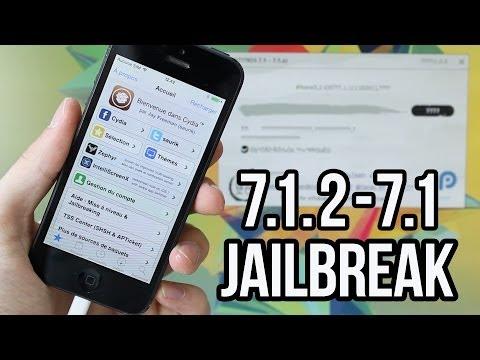 PanGu : iOS 7.1.2 , 7.1.1 et 7.1 Jailbreak Untethered iPhone 5s, 5c, 5, 4S, 4, iPad, iPod touch 5G