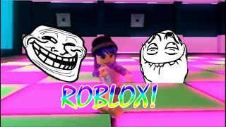 Video of ROBLOX funny-try not to laugh