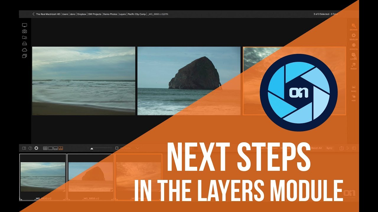 Next Steps in Layers: Combine, Mask, and Blend Multiple Photos – ON1 Photo  RAW