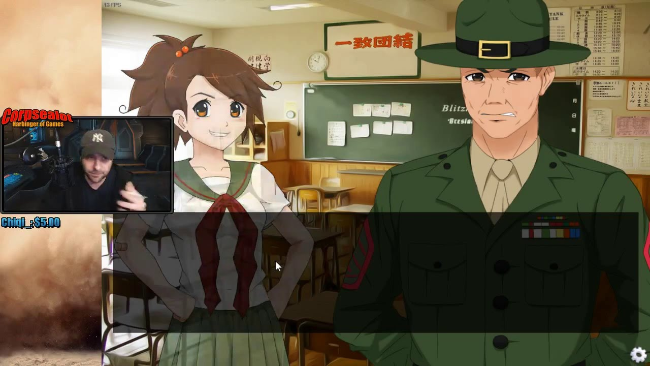 Lets Play Panzermadels: Tank Dating Simulator Ep.6: A