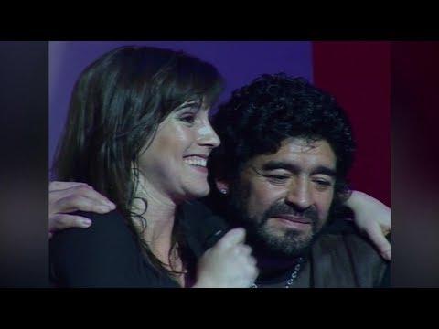 Soledad Pastorutti - BRINDIS (con Diego Maradona)