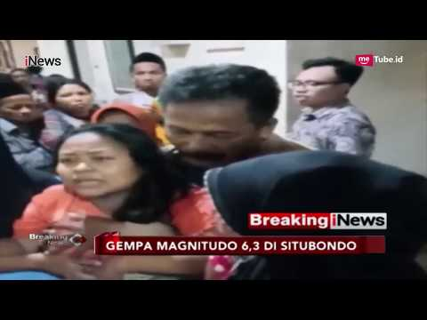 Penjelasan BMKG Terkait Gempa 6,4 SR Di Situbondo - Breaking INews 11/10