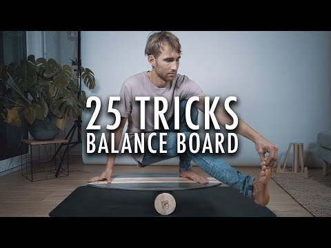 Balance Board Tricks - Training | Bredder