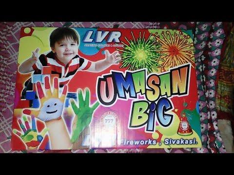diwali crackers unboxing