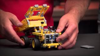 Mining Truck - LEGO Technic - Designer Video 42035