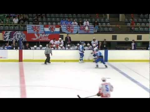 IIHF World Championship 2011 ISR - LUX 3 period