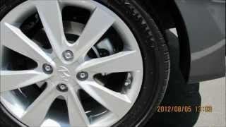 Hyundai Accent 2013 Consumer Report Update Part 5 of 7 смотреть