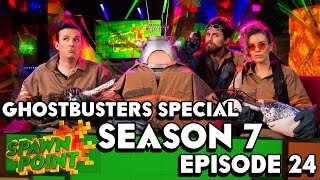 Video Ghostbusters & Ghostbusters Slime City - GG Spawn Point (S07E24) - TX: 30/07/2016 download MP3, 3GP, MP4, WEBM, AVI, FLV September 2017