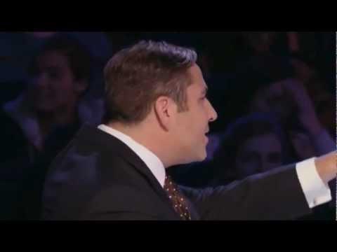 David Walliams is perfect for Simon Cowell!