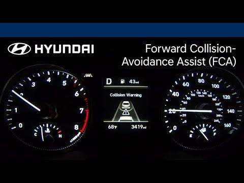 Forward Collision-Avoidance Assist Explained | Elantra | Hyundai