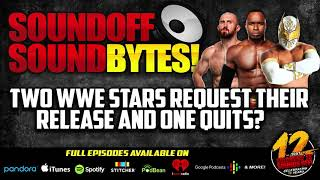 Two WWE Stars Ask For Their RELEASE While Another QUITS?