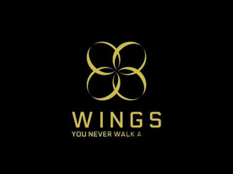 Bts Official You Never Walk Alone Logo Animation
