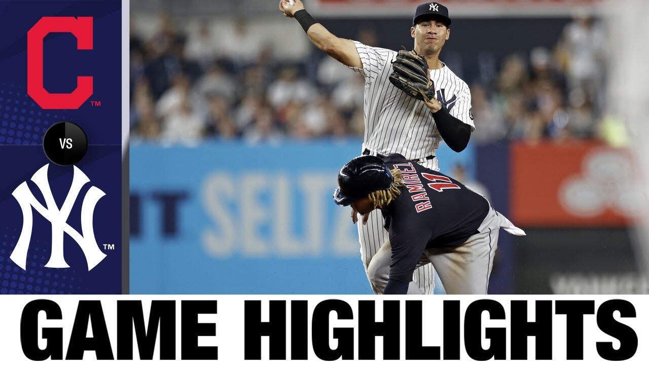 Download Indians vs. Yankees Game Highlights (9/17/21) | MLB Highlights
